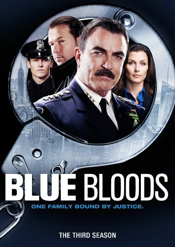 Blue Bloods Season 3 DVD