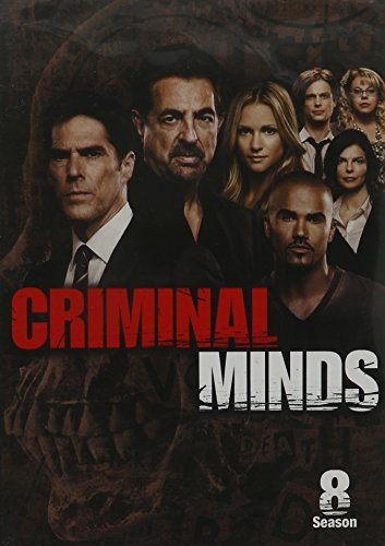 Criminal Minds Season 8 DVD