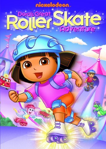 Dora's Great Roller Skate Adve Dora The Explorer Ws Nr