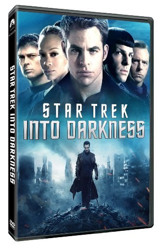 Star Trek Into Darkness Pine Quinto Urban DVD Pg13 Ws