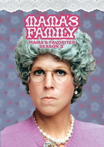 Mama's Family Mama's Favorites Season 2 DVD