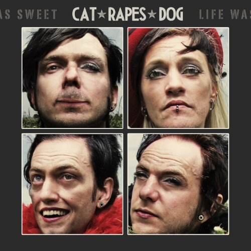 Cat Rapes Dog Life Was Great