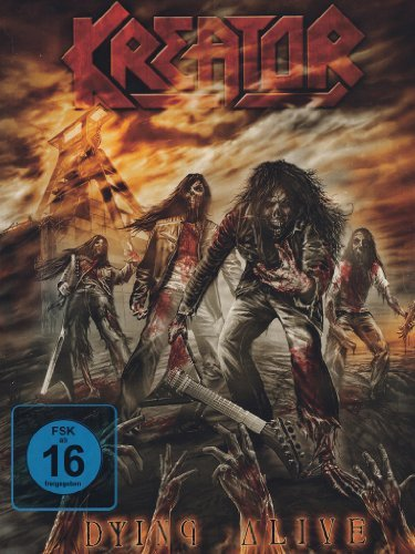 Kreator Dying Alive Incl. DVD