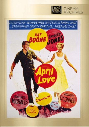 April Love Boone Jones Michaels O'connell DVD R Nr