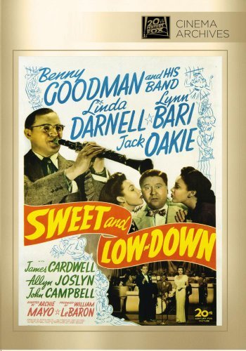 Sweet & Low Down Goodman Cardwell Darnell Oakie DVD Mod This Item Is Made On Demand Could Take 2 3 Weeks For Delivery