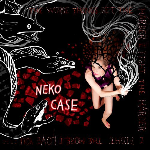 Neko Case Worse Things Get The Harder I Deluxe Ed.