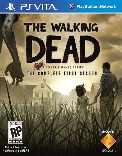 Playstation Vita Walking Dead Sony Computer Entertainme M