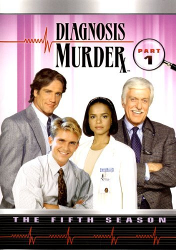 Diagnosis Murder Season 5 Part 1 DVD Nr