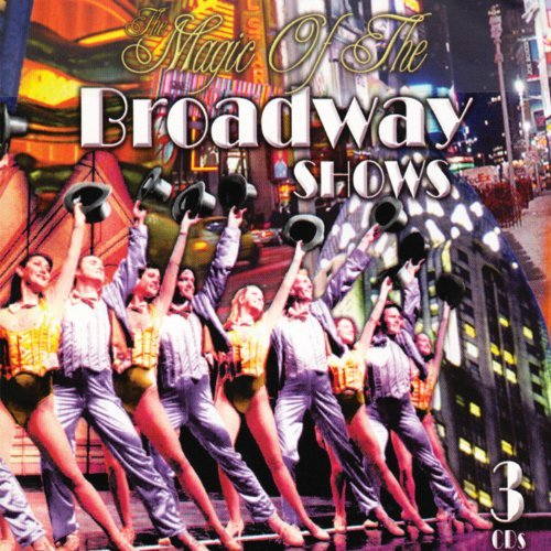Magic Of The Broadway Shows Soundtrack 3 CD