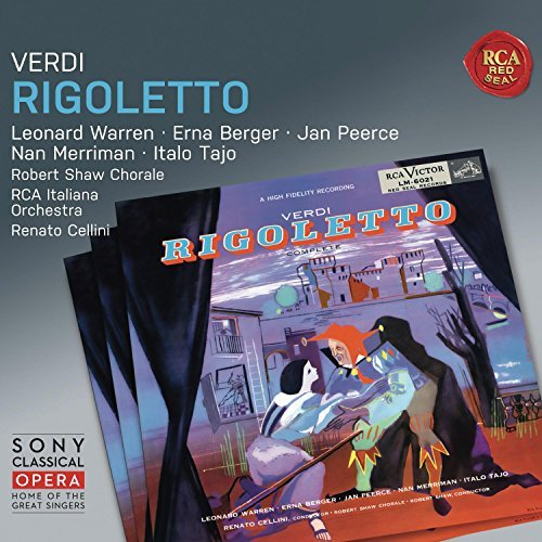 Renato Cellini Verdi Rigoletto 2 CD