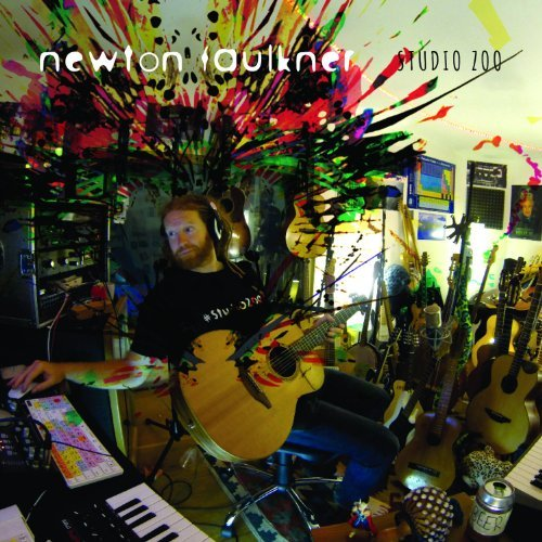 Newton Faulkner Studio Zoo Deluxe Edition Import Eu