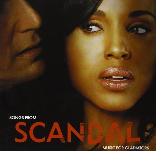 Various Artists Songs From Scandal Music For