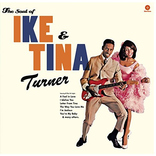 Ike & Tina Turner Soul Of Ike & Tina Turner Import Esp Incl. Bonus Tracks