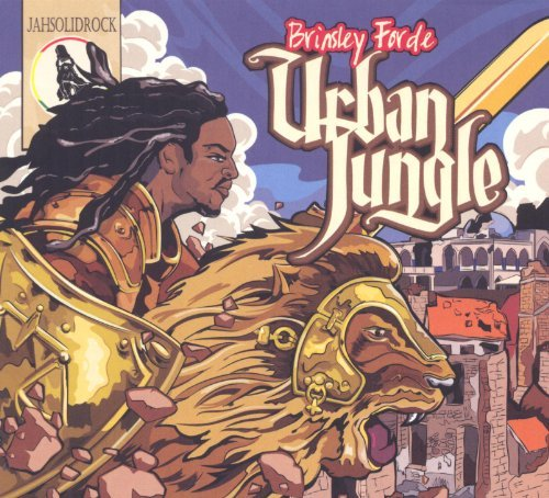 Brinsley Forde Urban Jungle Digipak