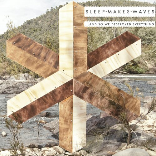 Sleepmakeswaves And So We Destroyed Everything 180gm Vinyl 2 Lp CD Incl. Download