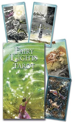 Lucia Mattioli The Fairy Lights Tarot Deck