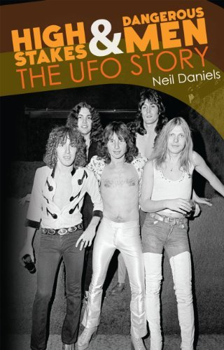 Neil Daniels High Stakes & Dangerous Men The Ufo Story An Unauthorised Biography