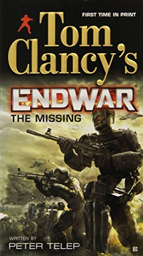 Tom Clancy The Missing