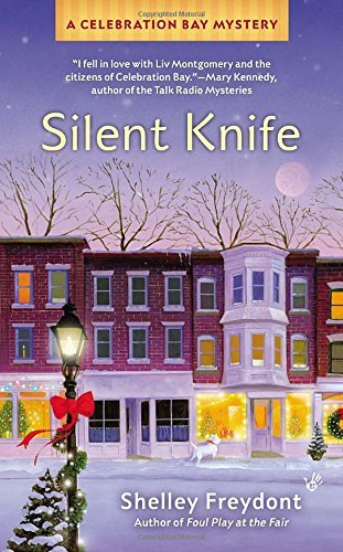 Shelley Freydont Silent Knife