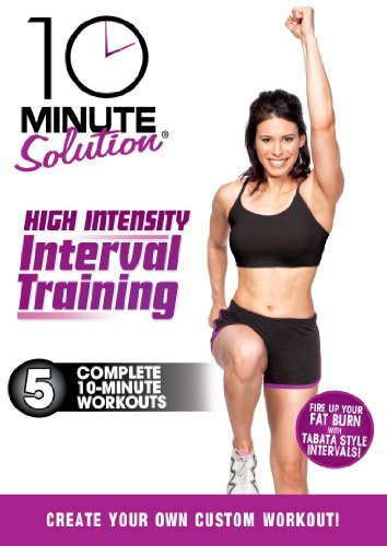 10 Minute Solution High Intensity Interval Traini Ws Nr