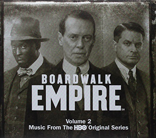 Boardwalk Empire Vol. 2 Music From The Hbo Original Series Soundtrack