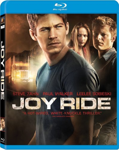 Joy Ride Zahn Walker Sobieski Blu Ray Ws R