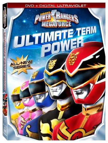 Ultimate Team Power Power Rangers Megaforce Ws Nr