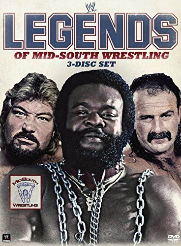 Legends Of Mid South Wrestling Wwe Pg 3 DVD