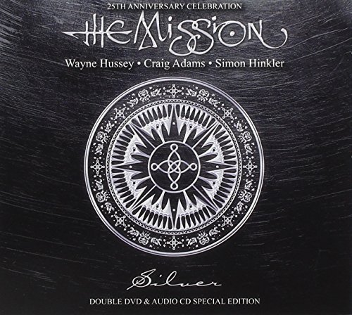 Mission Uk Silver Incl. 2 DVD
