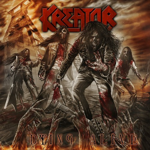 Kreator Dying Alive 2 CD