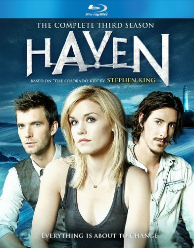 Haven Season 3 Blu Ray