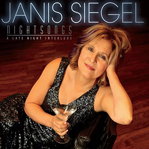 Janis Siegel Night Songs Digipak