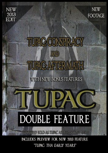 2pac Two Pack Conspiracy & Afterma Nr