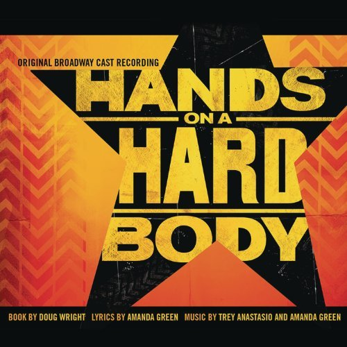 Original Broadway Cast Recordi Hands On A Hard Body Digipak