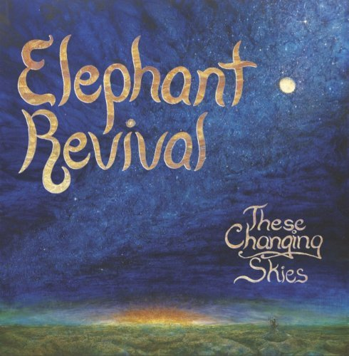 Elephant Revival These Changing Skies Wallet