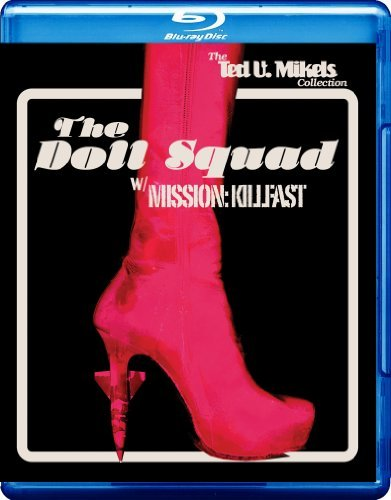 Doll Squad Mission Killfast Drive In Collection Blu Ray Ws Nr