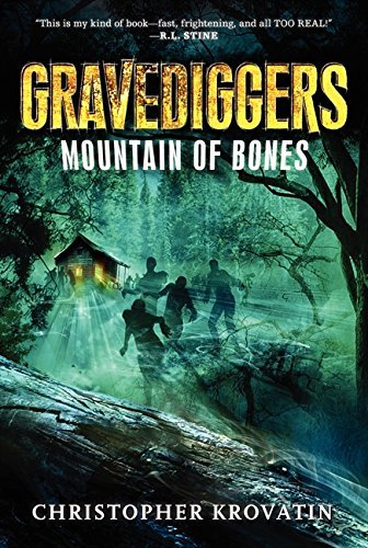 Christopher Krovatin Mountain Of Bones Gravediggers