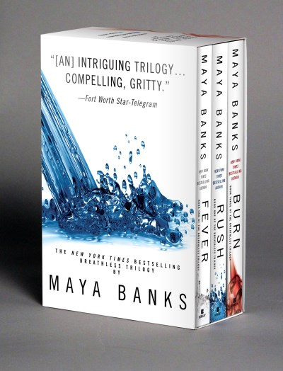 Maya Banks Breathless Trilogy