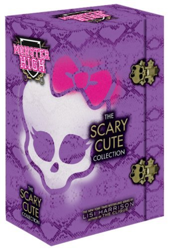 Lisi Harrison Monster High The Scary Cute Collection