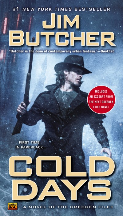 Jim Butcher Cold Days