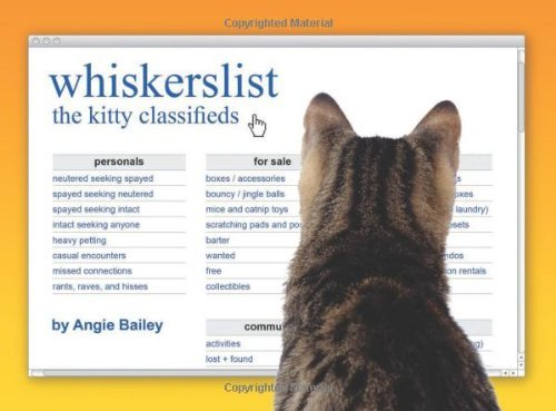 Angie Bailey Whiskerslist The Kitty Classifieds