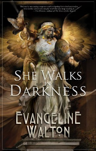 Evangeline Walton She Walks In Darkness