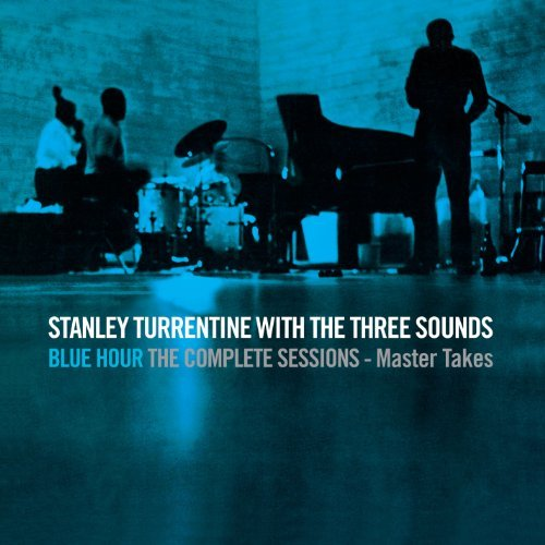 Stanley & 3 Sounds Turrentine Blue Hour The Complete Session Import Esp