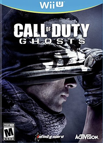 Wii U Call Of Duty Ghosts Activision Inc.