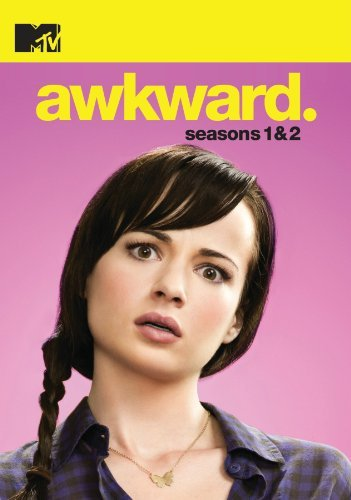 Awkward Seasons 1 & 2 DVD Pg13