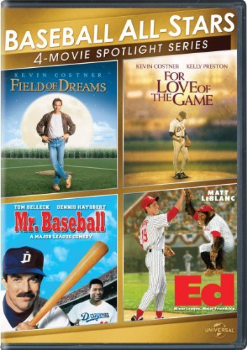 Baseball All Stars 4 Movie Spo Baseball All Stars 4 Movie Spo Ws Pg13 2 DVD