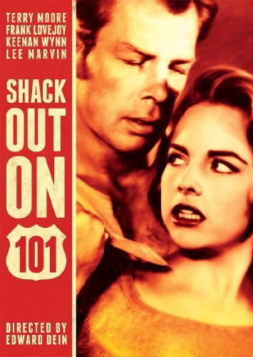Shack Out On 101 (1955) Moore Marvin Lovejoy Wynn Nr
