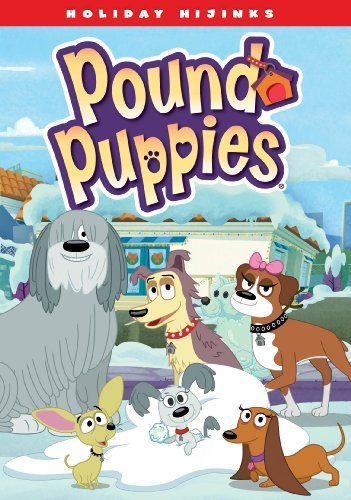 Pound Puppies Holiday Hijinks Ws Nr