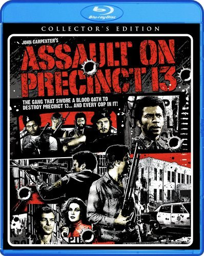 Assault On Precinct 13 Collector's Edition Blu Ray R Ws