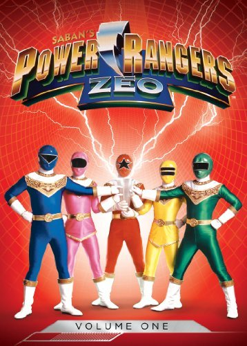 Power Rangers Zeo Vol. 1 Power Rangers Nr